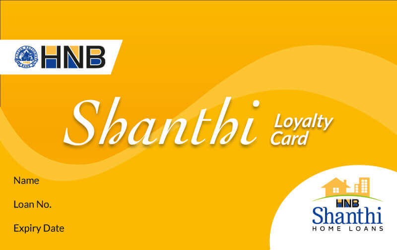Shanthi Home Loans from Hatton National Bank (HNB) Sri Lanka