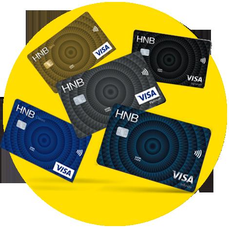 Card Promotions in Sri Lanka by HNB